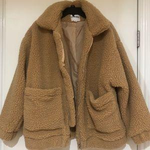 I.AM.GIA PIXIE COAT aka teddy coat